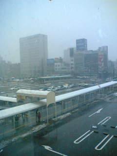雪である!
